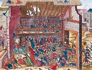 Massacre_de_Vassy_1562_print_by_Franz_Hogenberg_end_of_16th_century-2