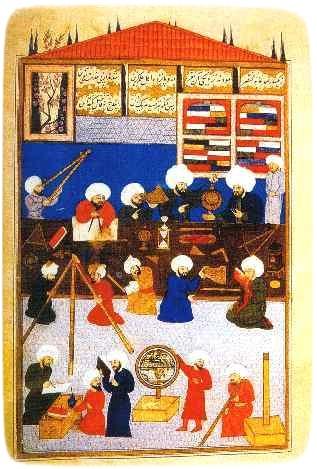 Müslüman bilim öncüleri