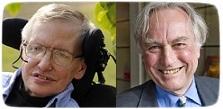 Richard Dawkins ve Stephen Hawking'e cevaplar