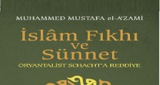 İslam fıkhı ve sünnet, oryantalist Schacht'a reddiye
